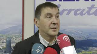 EH Bildu acudirá con «espíritu constructivo» a la reunión con el PSOE en el Congreso