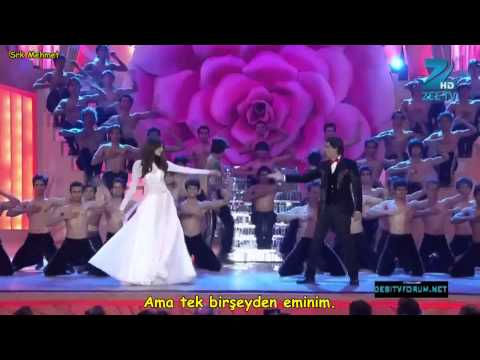 Shah Rukh Khan Live Dance 1
