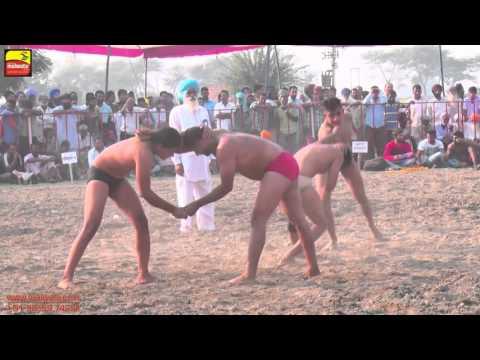 ADRAMAAN (Jalandhar ) ! WRESTLING MEET ( SHINJ MELA) - 2015 ! Full HD ) Part 2nd.
