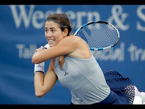 2016 Western & Southern Open Round of 16 | Garbine Muguruza vs Pavlyuchenkova | WTA Highlights