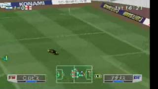 Winning Eleven 3 PlayStation Arg Vs. Eng