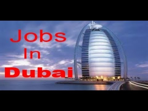 Dubai Jobs #1 - 4 Open Vacancy 15 October 2017 || Dubai Jobs