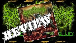 Review - Diphenylchloroarsine - The 6 Level Purge - Rotten Music - Dani Zed