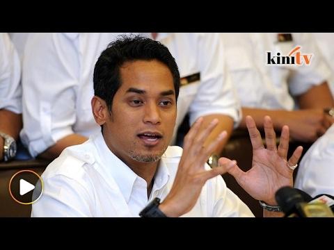 """""""Kelakar, wakil rakyat DAP yang keluar parti bukan UMNO"""" - KJ"""