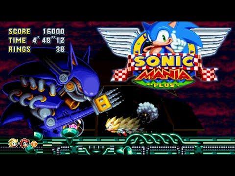 Mania Plus Mod- Modern Sonic 2.0 (Hortinus)