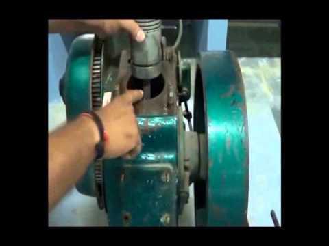 GRIET TE LAB: Assembling & Dis-Assembling of Diesel Engine