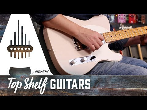 Fender Custom Shop Lush Closet Classic Postmodern Tele - SN 1426