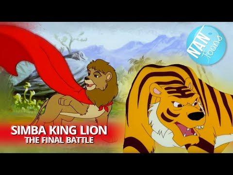 SIMBA Cartoon  THE LION KING: FINAL BATTLE   Cartoon For Kids   Animated Movie   Full Movie   EN