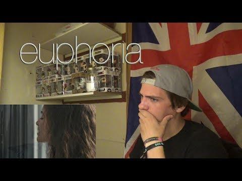 Euphoria - Season 1 Episode 3 (REACTION) 1x03 Made You Look