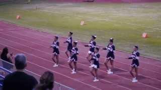 Football - Waianae Seariders Alma Mater  8-22-14