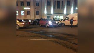 Среди ночи, в центре Ярославля, загорелось кафе