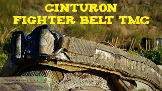 Cinturón fighter belt TMC