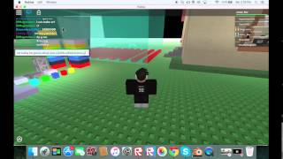 ROBLOX Kohls Admin House Glitch