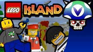 [Vinesauce] Joel - Lego Island
