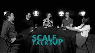 Scale-Up Talks | Mesa-redonda com 4 dos empreendedores que mais crescem no Brasil