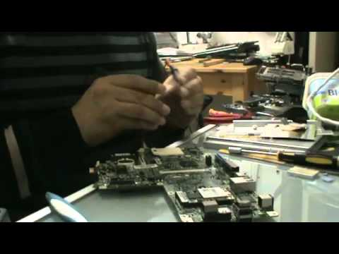 YouTube   Notebook Repair Board Level Engineering Laptop Reparatie Amsterdam 3 www MyTutorialBook com0092