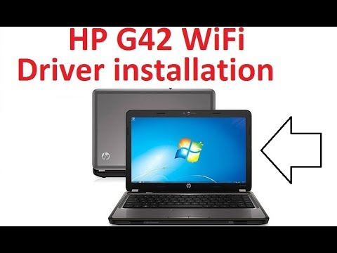 HP G42-415DX Notebook Broadcom WLAN New