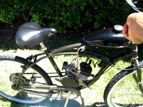 Motorized Bicycle For Sale (300)