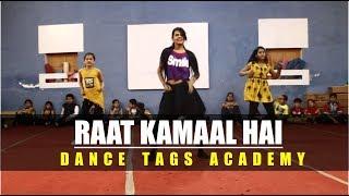 Raat Kamaal Hai Guru Randhwa | kajal singh Dance Choreography | Beginner Class Bollywood Dance Steps