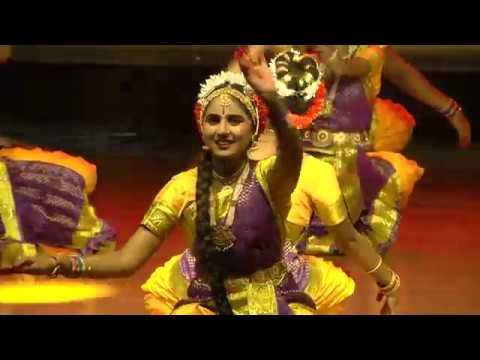 Dhim taa daa re daa nii | Janapriya School | 18th Annual Day