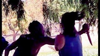 IVANA RIES - KRAV MAGA - KNIFE ATTACK IN PARK
