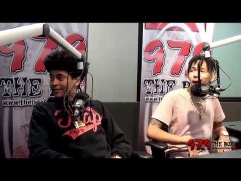 """Dice Soho & Trill Sammy On how it feel to be embraced as the """"New Houston""""  sound."""