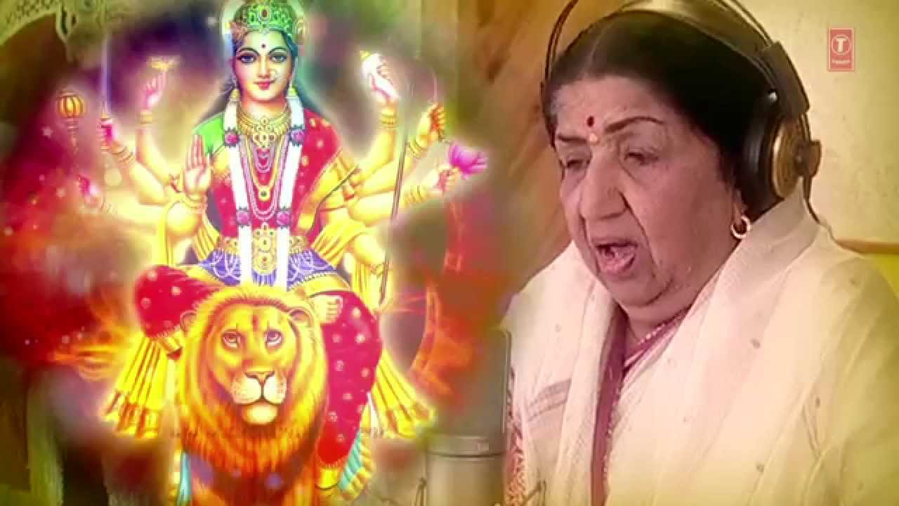 Download Jagdamba Ki Karo Aarti Devi Bhajan By Lata Mangeshkar I Atal Chhatra Sachcha Darbar