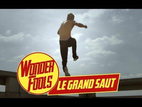 Le grand saut (Parodie pub