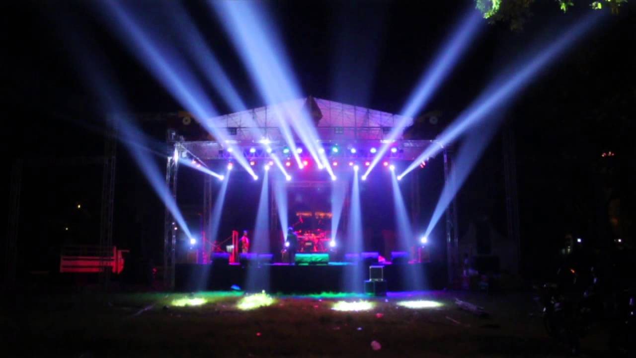 Rdw Lighting Event Highlight Solo Blues Festival 2017