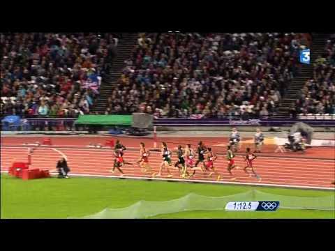 Champion olympique l'Algerien Touafik Makhloufi sur FRANCE 3