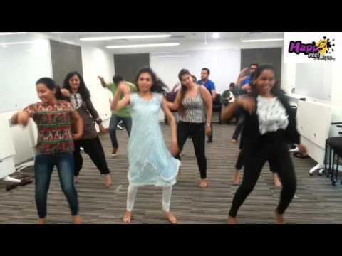 Let's Dance @ Amazon, Bangalore