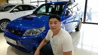 Subaru Forester tS STI 2010 юугаараа онцлогтой вэ? (limited edition of 300) #Carreviewmongolia