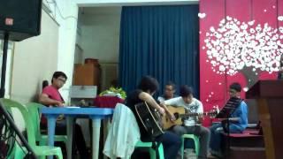 Giê-xu Đấng Duy Nhất Tôi Cần - practise for acoustic night @ THT Church