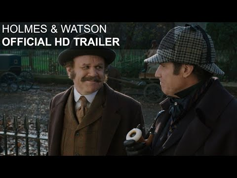 Holmes & Watson - HD Trailer