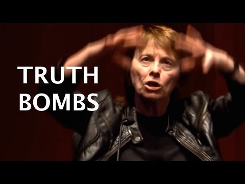 Truth Bombs about Feminism, Male Creativity & Generation Snowflake - Camille Paglia
