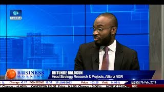Cyber Security Risks, Government Policy Top Business Risks In Nigeria - Analyst |Business Morning|