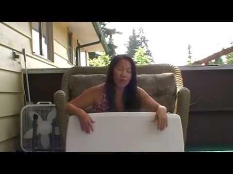 Lifetime Portable Folding Table Review