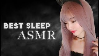 [ASMR] Best Sleep of Your Life! ~Sleep Triggers~