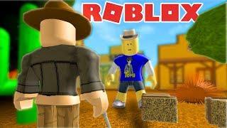 mot cowboys Sheriffer j'ai Roblox Revolvers sauvage