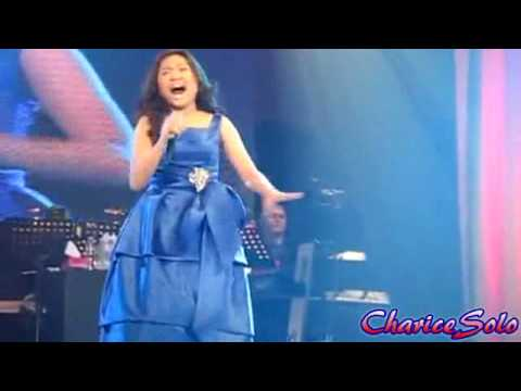 """Charice SMX Concert: Song #21 """"ONE MOMENT IN TIME"""""""