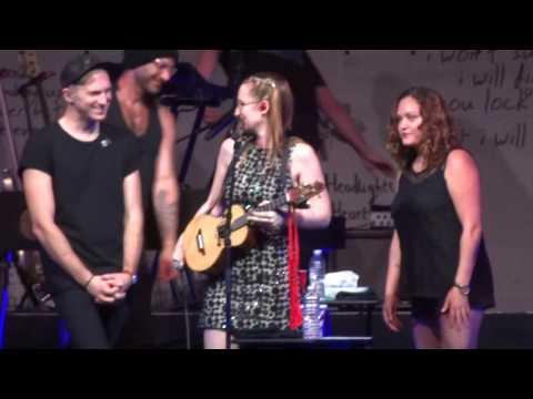 """The Lotto"" Ingrid Michaelson & AJR@The Fillmore Philadelphia 11/14/16"