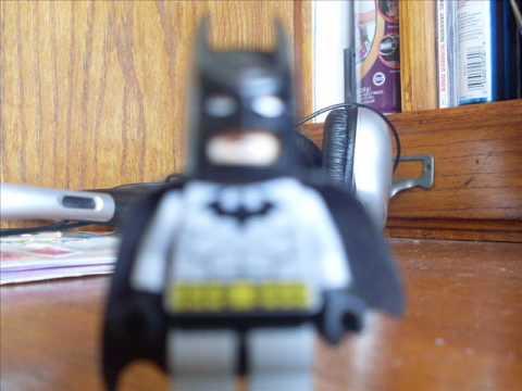 Lego Batman Wayne Manor Glitch - YouTube