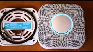 Présentation et test du Nest Protect : Smoke + Carbon monoxide