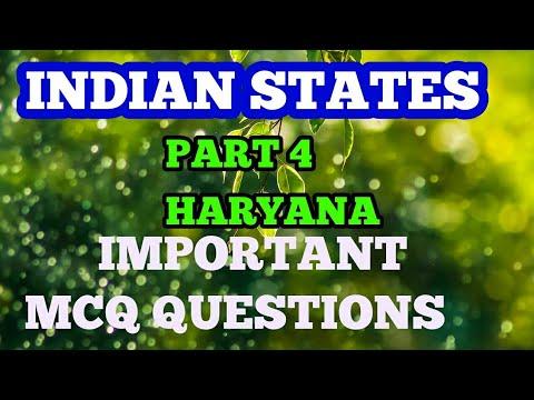 KERALA PSC||INDIAN STATES PART4 HARIYANA
