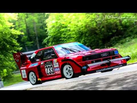 Audi Quattro S1 Pikes Peak - Keith Edwards - Wolsfelder Bergrennen 2016