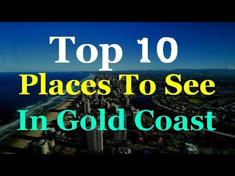 Gold Coast - Australia Tourist Attractions