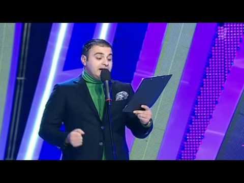 Г.Мартиросян Армянский караоке КВН 2011