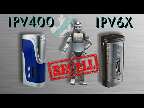 Recall: IPV6X I Discussion and comparison with the IPV400