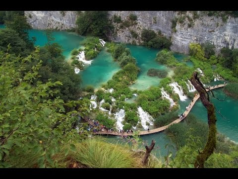 Amazing Photos of Plitvice Lakes National Park HD 2017
