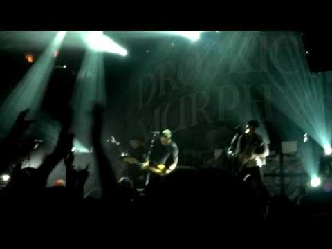 Dropkick Murphys - Out of Our Heads @ House of Blues, Houston, TX